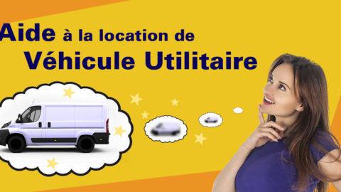 Aide à la location de véhicule utilitaire