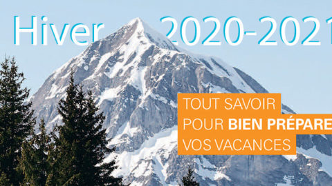 Agenda vacances hiver 2020-2021